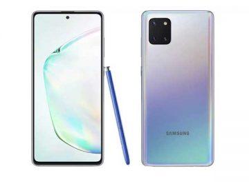 Đánh giá điện thoại Samsung Galaxy Note 10 Lite