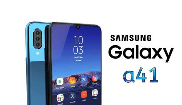 Tìm hiểu về Samsung Galaxy A41