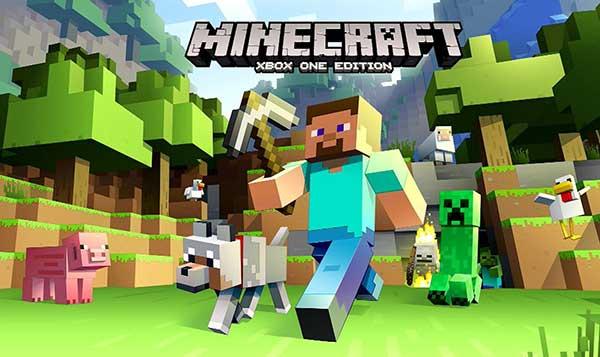 xbox-Minecraft