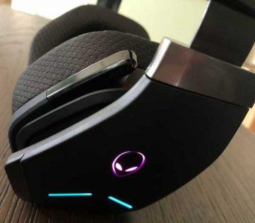 Đánh giá tai nghe Alienware AW988