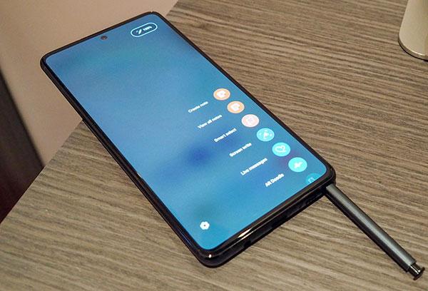 Giới thiệu Samsung Galaxy Note 20 plus