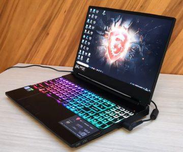 Đánh giá máy tính xách tay MSI Raider GE65 9SE