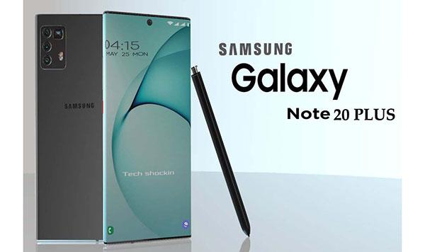 Giới thiệu về Samsung Galaxy Note 20 plus