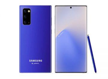 Đánh giá điện thoại Samsung Galaxy Note 20 Plus