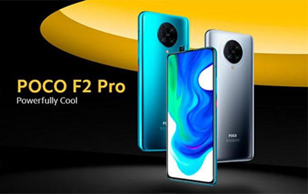 Đánh giá điện thoại Xiaomi Poco F2 Pro 4