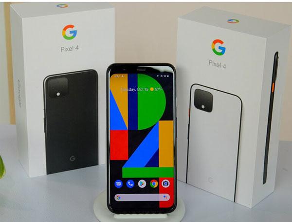 Thiết bị Google Pixel 4