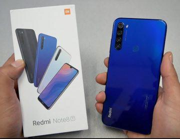 Đánh giá điện thoại Xiaomi Redmi Note 8T