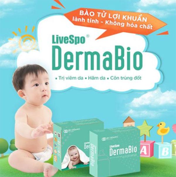Tìm hiểu về bào tử dermabio