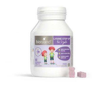 Đánh giá thuốc tăng chiều cao Bio Island Lysine