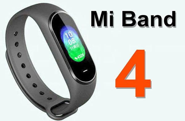 Đồng hồ Xiaomi Mi Band 4