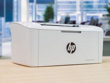 Đánh giá máy in HP LaserJet Pro M15A