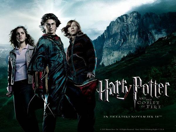 Harry Potter và chiêcs cốc lửa