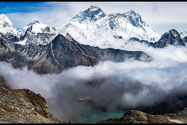 Cảnh núi đẹp nhất