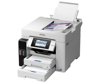 Đánh giá máy in Epson EcoTank Pro ET-5850