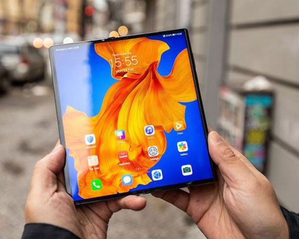Đánh giá Huawei Mate XS