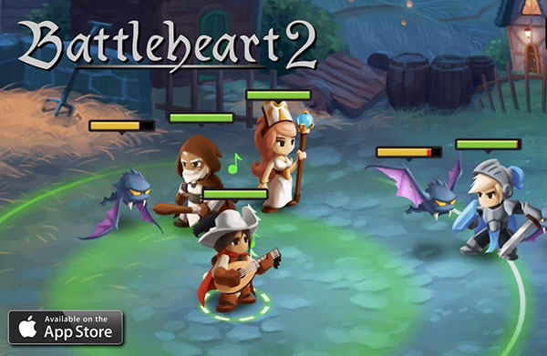 Game IOS Battleheat 2