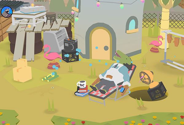 Game IOS Ddonut County