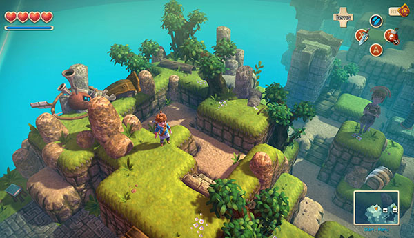 Game IOS Oceanhorn