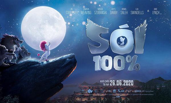 Giới thiệu phim sói 100%