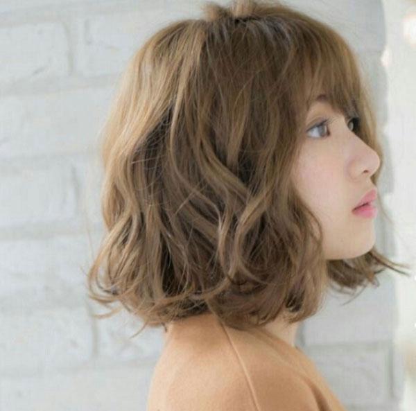 Giới thiệu tóc ngắn dạng sóng