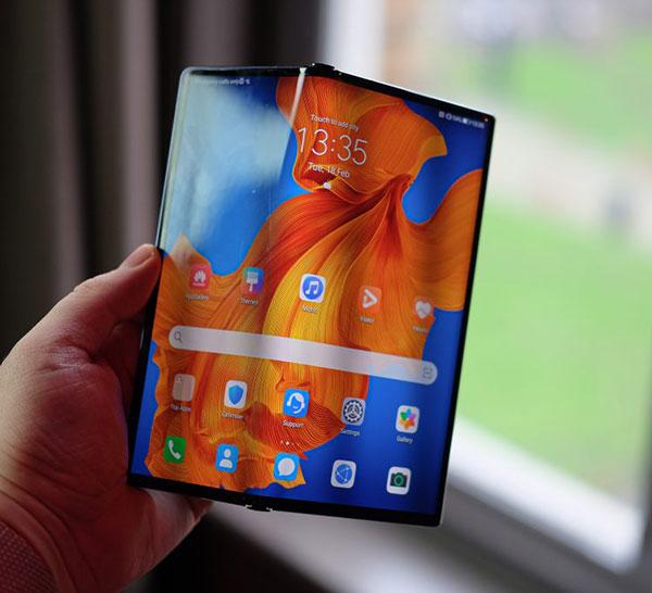 Giới thiệu về Huawei Mate XS