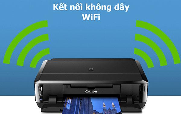 Kết nối in ấn không dây