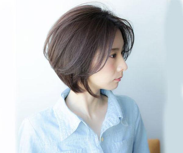 Kiểu tóc bob ngắn