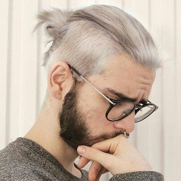 Kiểu tóc cột cho nam
