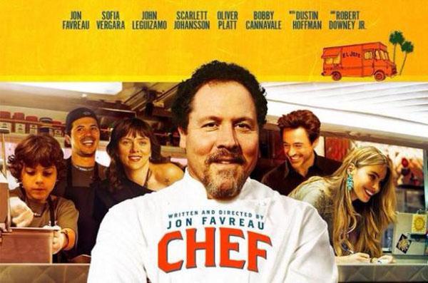 Phim nấu ăn Chef