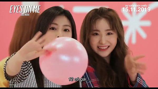 Phim IZ*One: Ngước nhìn tôi