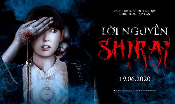 Phim kinh dị lời nguyền Shirai