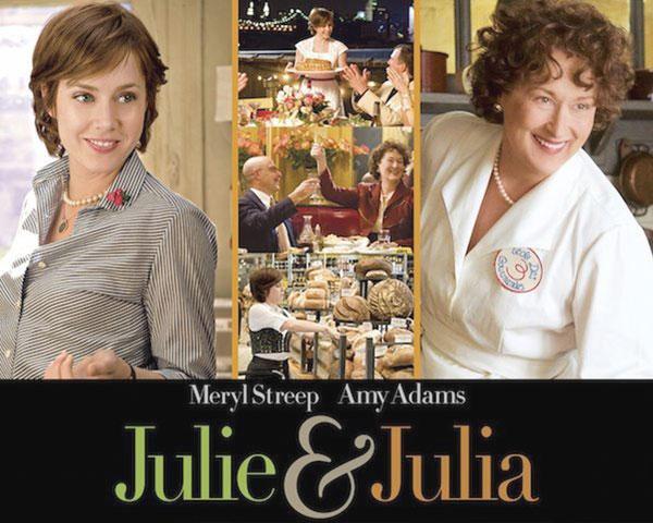 Phim nấu ăn Julie-va-Julia