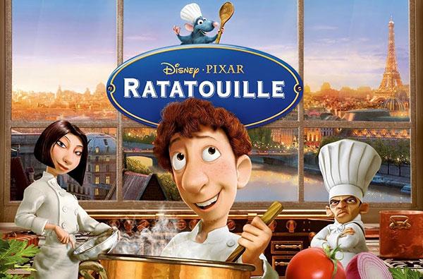 Phim nấu ăn Ratatouille