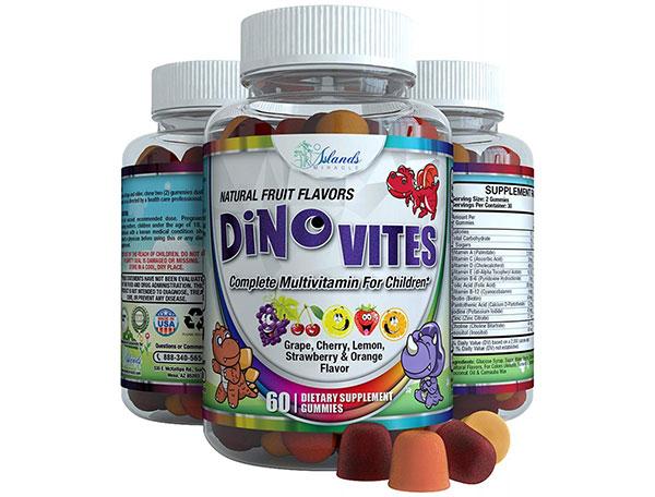Review vitamin Gummy