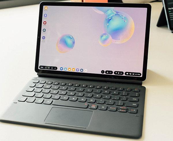 Samsung Galaxy Tab s6 có gì tốt