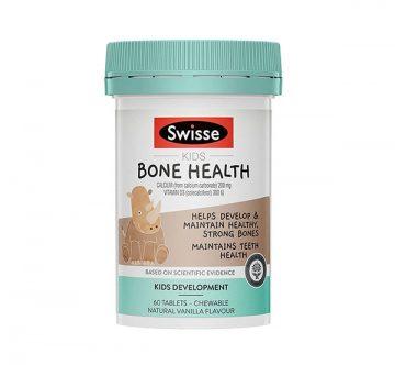 Đánh giá viên uống xương khớp Swisse Kids Bone Health