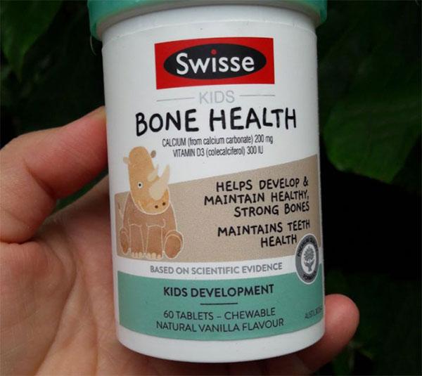 Sản phẩm Swisse Kids Bone Health