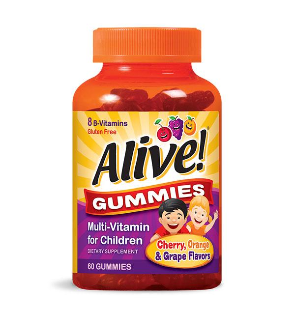 Sản phẩm vitamin Gummy