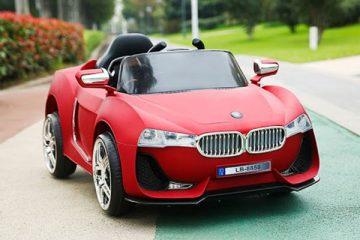 Đánh giá xe đồ chơi điện trẻ em BMW TC 968