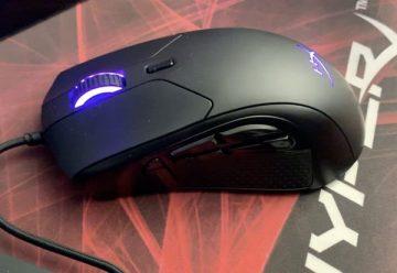 Đánh giá chuột HyperX Pulsefire Raid