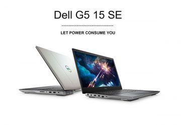 Đánh giá máy tính xách tay Dell G5 15 SE