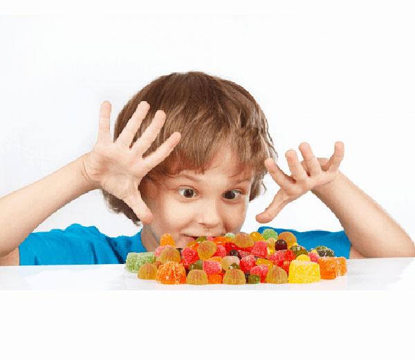 Vitamin Gummy trẻ em