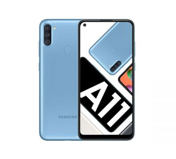 [Review] Đánh giá điện thoại Samsung Galaxy A11