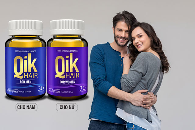 Giới thiệu qik hair