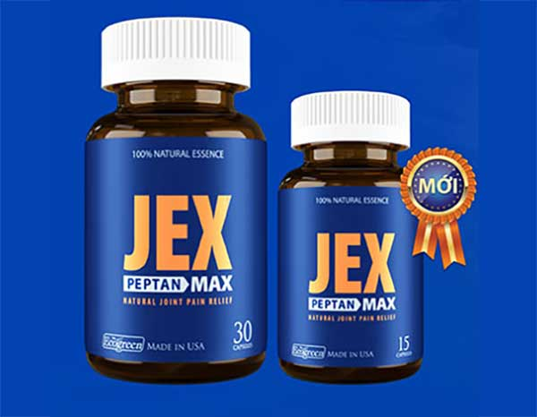 Xương khớp Jex Max