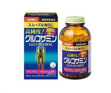 [Review] Đánh giá thuốc xương khớp Glucosamine Orihiro