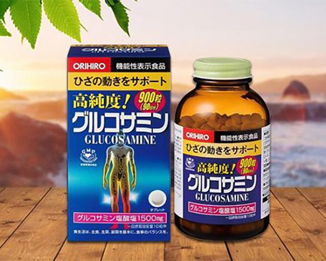 Glucosamine Orihiro có tốt không