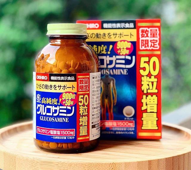 Glucosamine Orihiro giá tốt chính hãng