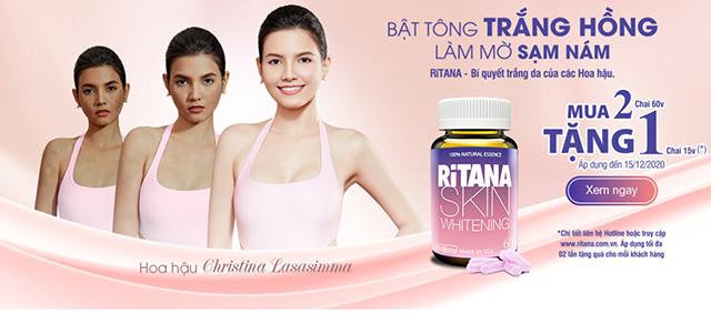Sản phẩm Ritana chính hãng