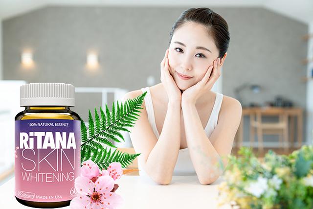 Viên uống dưỡng da Ritana